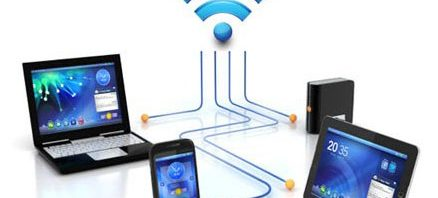 Turn your pc or phone into a wifi router modem