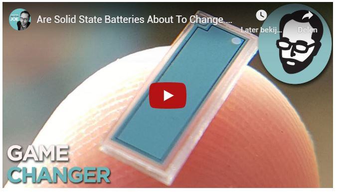 Are Solid State Batteries About To Change The World?